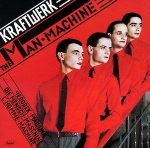 Kraftwerk: The Man-Machine (LP) - Bild 1