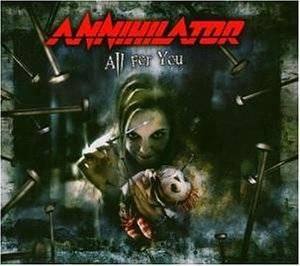 Annihilator: All For You (CD) - Bild 1