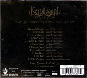 Korpiklaani: Voice Of Wilderness (CD) - Bild 2