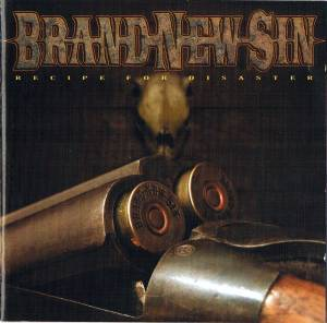 Cover - Brand New Sin: Recipe For Disaster