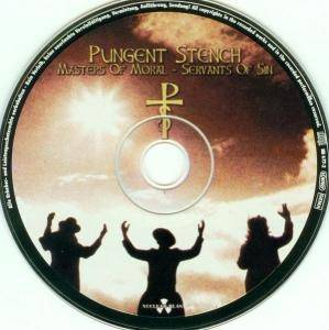 Pungent Stench: Masters Of Moral - Servants Of Sin (CD) - Bild 6