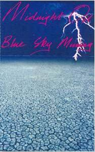Midnight Oil: Blue Sky Mining Promo Box (CD + Tape) - Bild 4