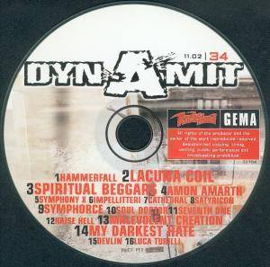 Rock Hard - Dynamit Vol. 34 (CD) - Bild 3