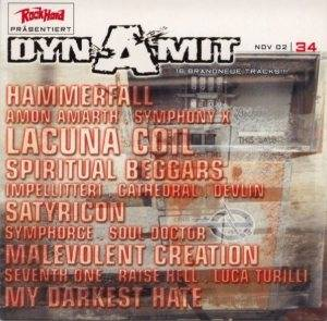 Rock Hard - Dynamit Vol. 34 (CD) - Bild 1