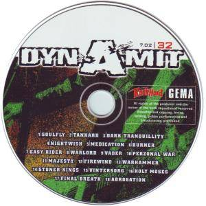 Rock Hard - Dynamit Vol. 32 (CD) - Bild 3