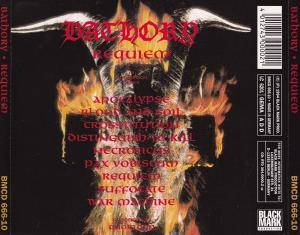 Bathory: Requiem (CD) - Bild 2