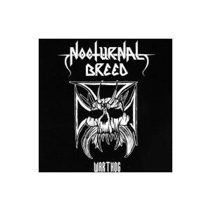 Cover - Nocturnal Breed: Warthog