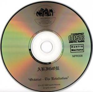 Abigor: Orkblut - The Retaliation (Mini-CD / EP) - Bild 3