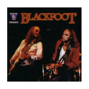 Blackfoot: Live On The King Biscuit Flower Hour - Cover