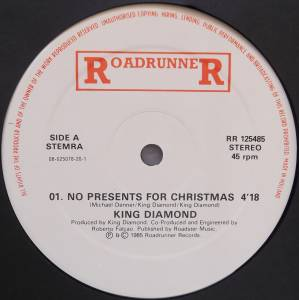 "King Diamond: No Presents For Christmas (12"") - Bild 3"