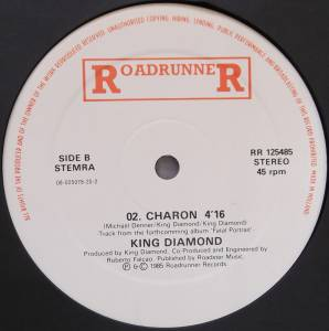 "King Diamond: No Presents For Christmas (12"") - Bild 4"