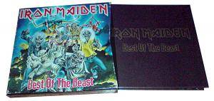 Iron Maiden: Best Of The Beast (2-CD) - Bild 5