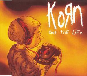 KoЯn: Got The Life - Cover