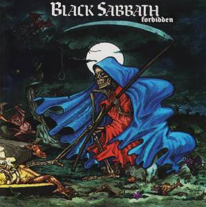 Black Sabbath: Forbidden (CD) - Bild 1