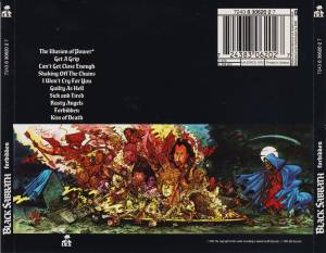 Black Sabbath: Forbidden (CD) - Bild 3