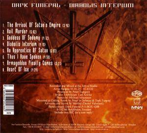 Dark Funeral: Diabolis Interium (CD) - Bild 2