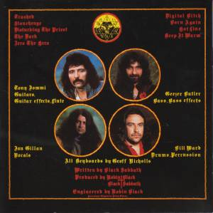 Black Sabbath: Born Again (CD) - Bild 2