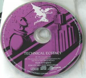 Black Sabbath: Technical Ecstasy (CD) - Bild 4