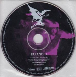 Black Sabbath: Paranoid (CD) - Bild 5