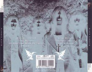 Black Sabbath: Black Sabbath (CD) - Bild 2