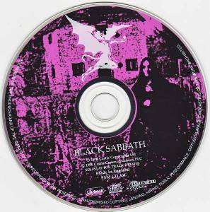 Black Sabbath: Black Sabbath (CD) - Bild 3