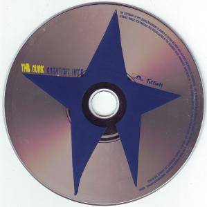 The Cure: Greatest Hits (CD) - Bild 3