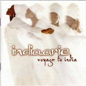 India.Arie: Voyage To India - Cover