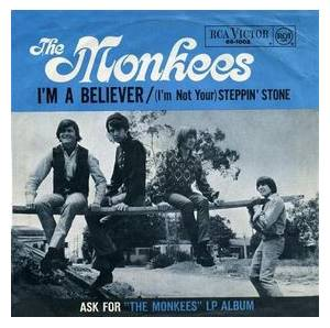 The Monkees: I'm A Believer - Cover