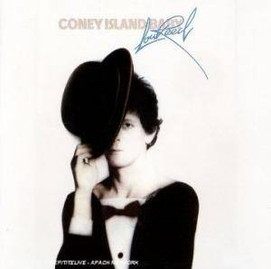 Lou Reed: Coney Island Baby - Cover