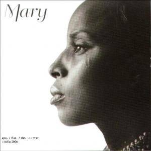 Mary J. Blige: Mary - Cover