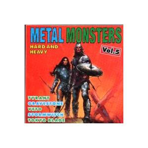 Cover - No Trouble: Metal Monsters - Hard And Heavy Vol. 5