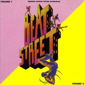 Beat Street - Original Motion Picture Soundtrack - Cover