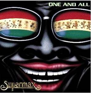 Cover - Supermax: One And All