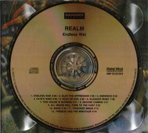 Realm: Endless War (CD) - Bild 3