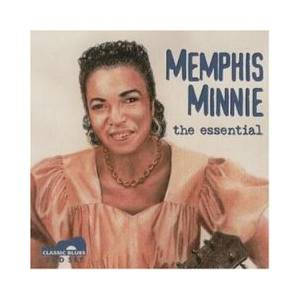 Cover - Memphis Minnie: Essential, The