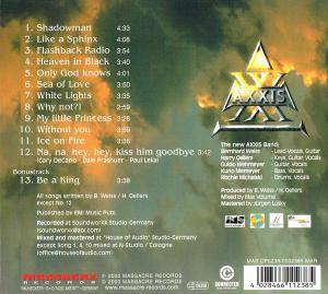 Axxis: Back To The Kingdom (CD) - Bild 2