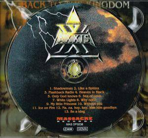 Axxis: Back To The Kingdom (CD) - Bild 3