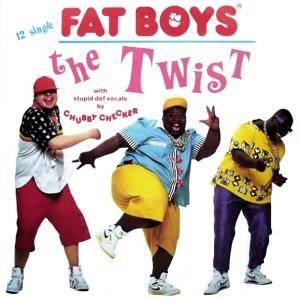 The Fat Boys: Twist, The - Cover