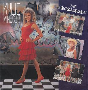 Kylie Minogue: Locomotion, The - Cover