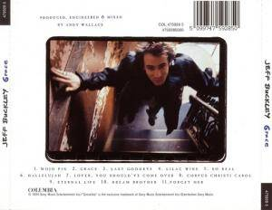 Jeff Buckley: Grace (CD) - Bild 2