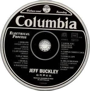 Jeff Buckley: Grace (CD) - Bild 3