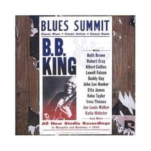 B.B. King: Blues Summit - Cover