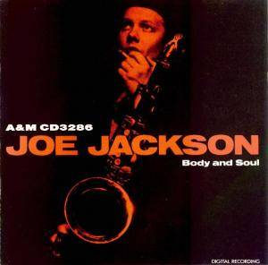 Cover - Joe Jackson: Body And Soul