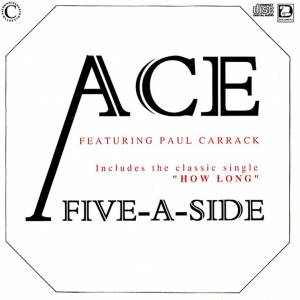 Ace: Five-A-Side - Cover