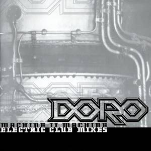 Cover - Doro: Machine II Machine - Electric Club Mixes