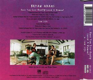 Bryan Adams: Have You Ever Really Loved A Woman? (Single-CD) - Bild 2
