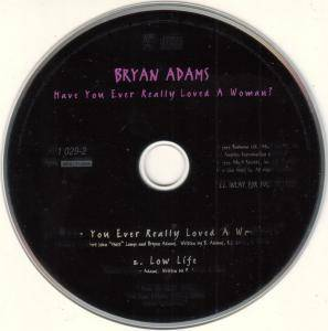 Bryan Adams: Have You Ever Really Loved A Woman? (Single-CD) - Bild 3