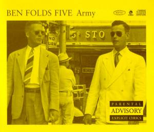Cover - Ben Folds Five: Army