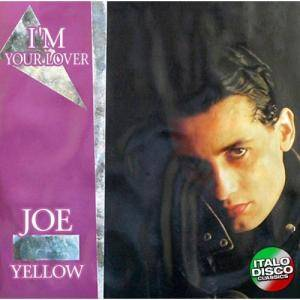 Cover - Joe Yellow: I'm Your Lover