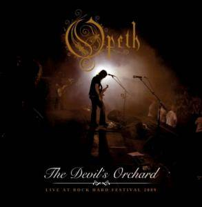 Opeth: Devil's Orchard - Live At Rock Hard Festival 2009, The - Cover